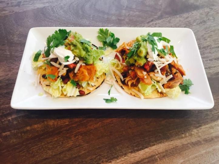 Spicy Jackfruit Tacos