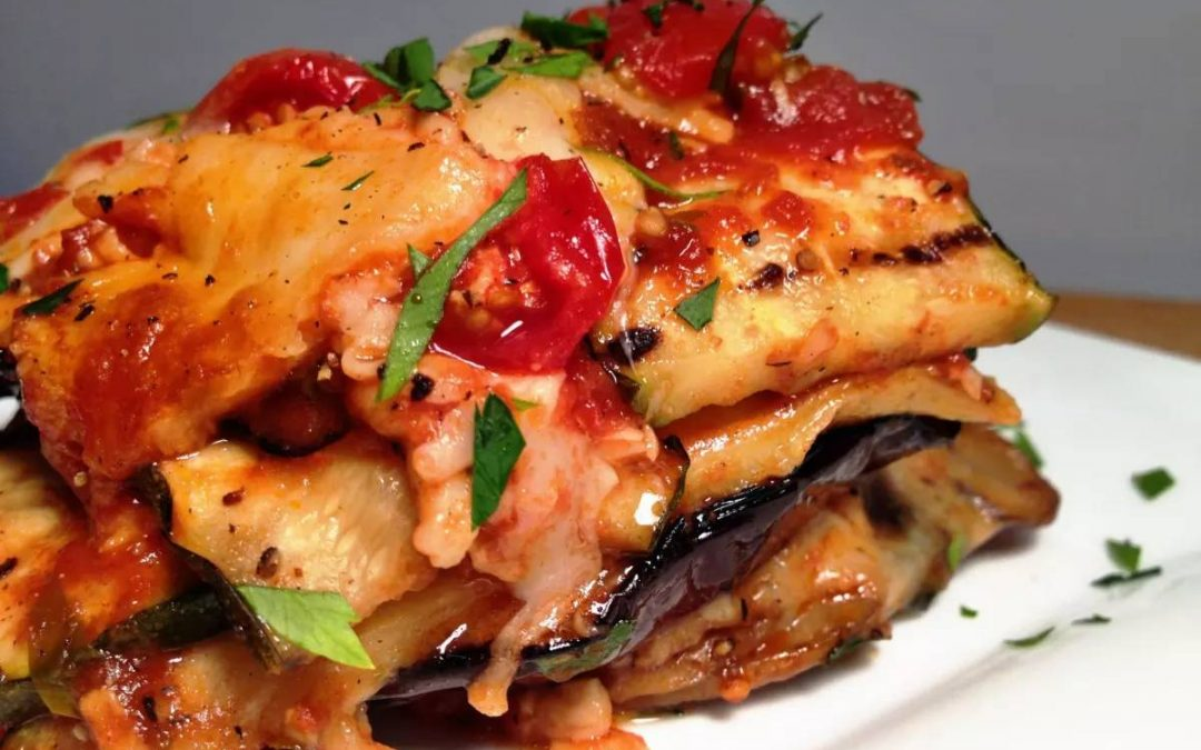 Dairy-Free Veggie Lasagna