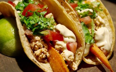 Sweet Potato & Tofu Taco Recipe