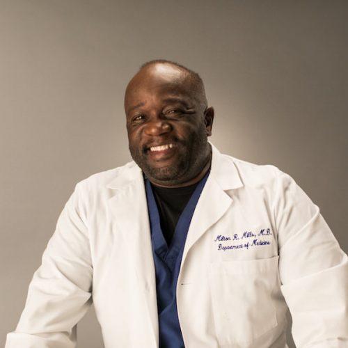 Dr. Milton Mills