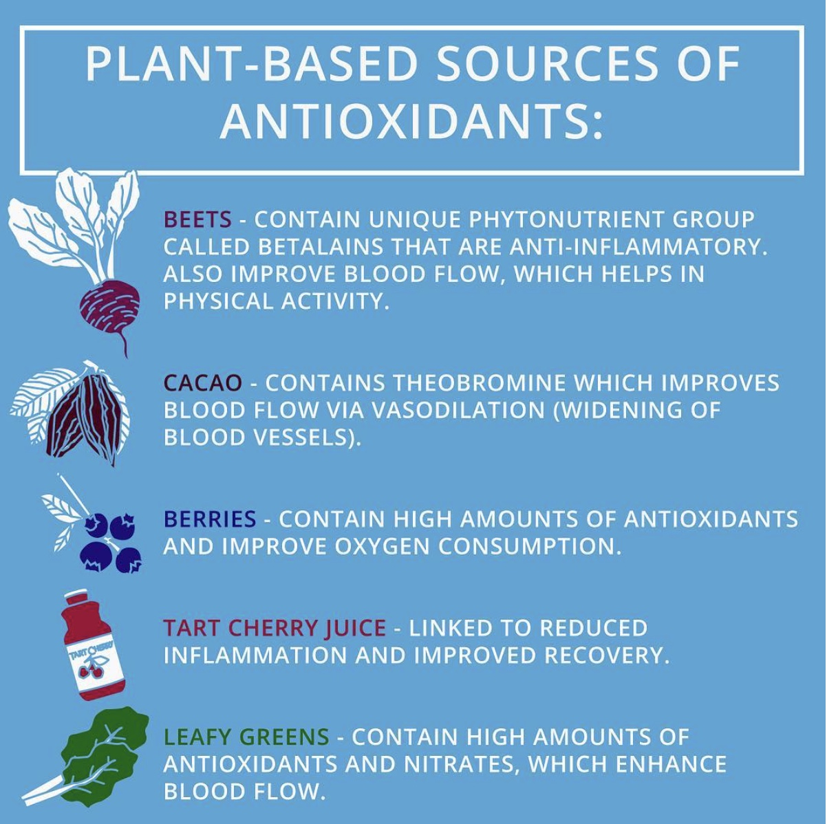 antioxidant graphic