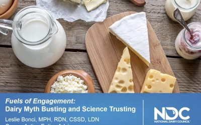National Dairy Council Unable to Dispel Dairy 'Myths'