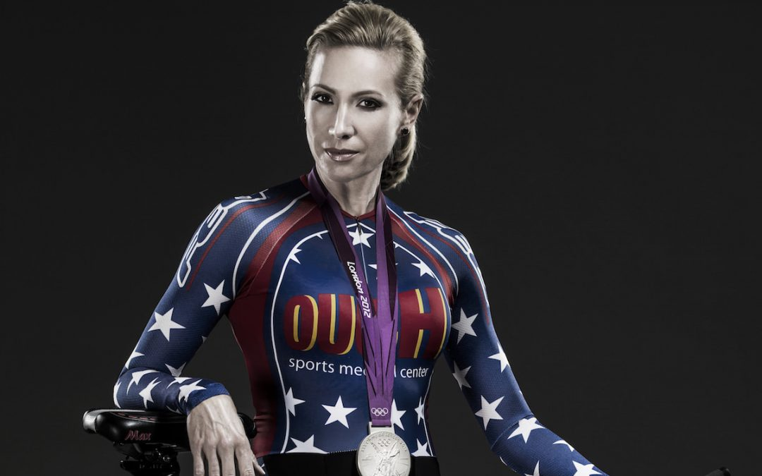 4 Questions With Dotsie Bausch, Olympic Cyclist