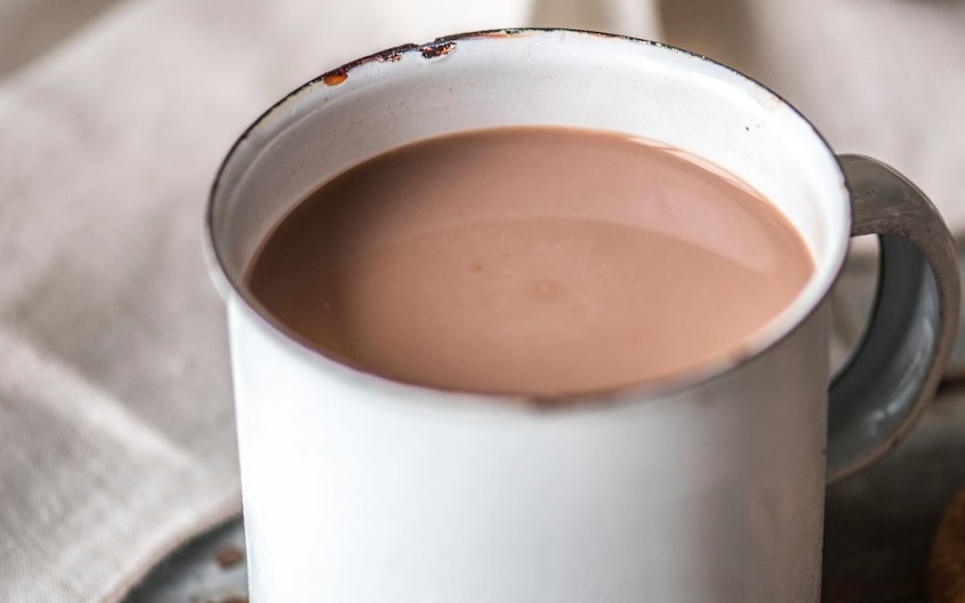 Athletes Are Not Built by Chocolate Milk