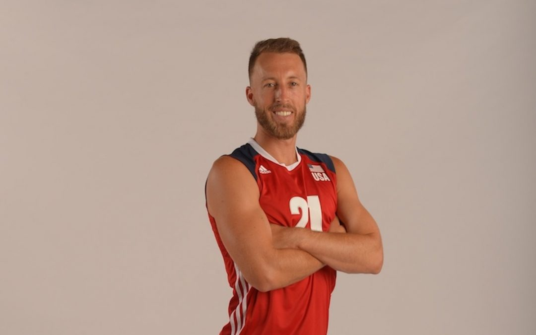 4 Questions With Dustin Watten, Team USA Volleyball