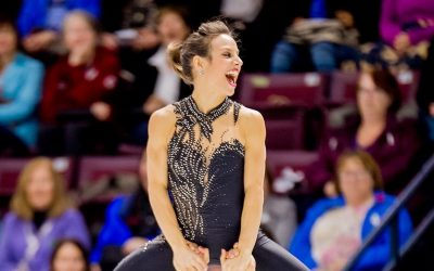 Athlete Spotlight: Olympic Figure Skater Meagan Duhamel