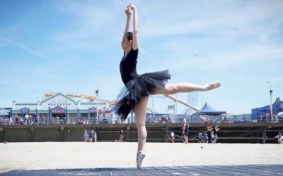 4 Questions With Agnes Muljadi, Ballerina