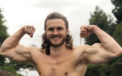 Brian Turner: Overcoming Acne and Getting Ripped on a Vegan Diet