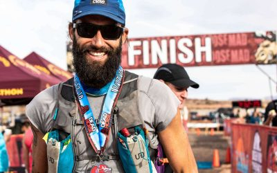 4 Questions With Robbie Balenger, Ultra Runner