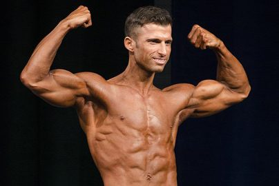 Giacomo Marchese: On Anorexia, Bodybuilding, and Finding True Health Through a Plant-Based Diet