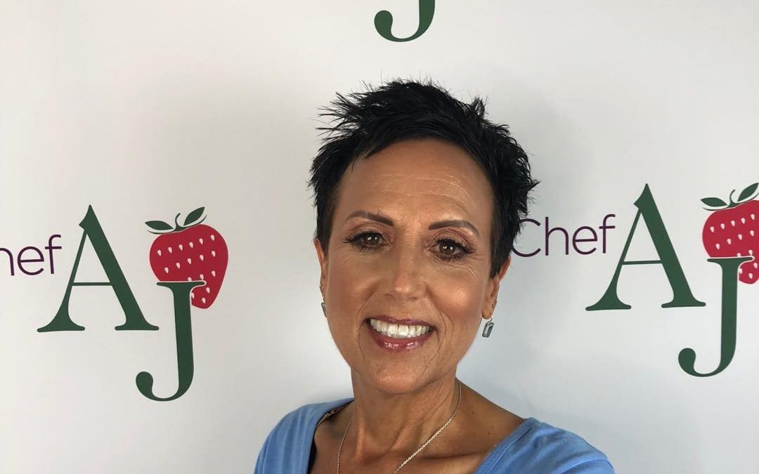 Chef AJ Shares How She Lost 50 Lbs and Food Addiction