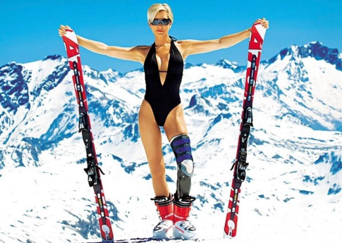 heather mills skier