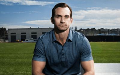 Chris Manderino sobre el futuro del fútbol (¡no contiene lácteos!)