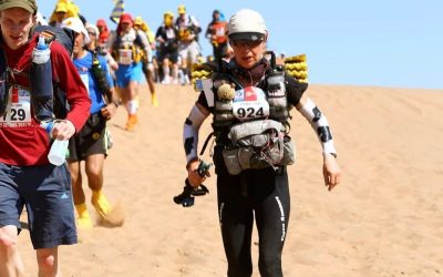 Fiona Oakes Has No Limits: An Interview With a Dairy-Free Ultra Runner