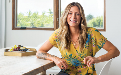 Being a Plant-Powered Olympian, Nutritionist, and Mom with Kara Lang Romero