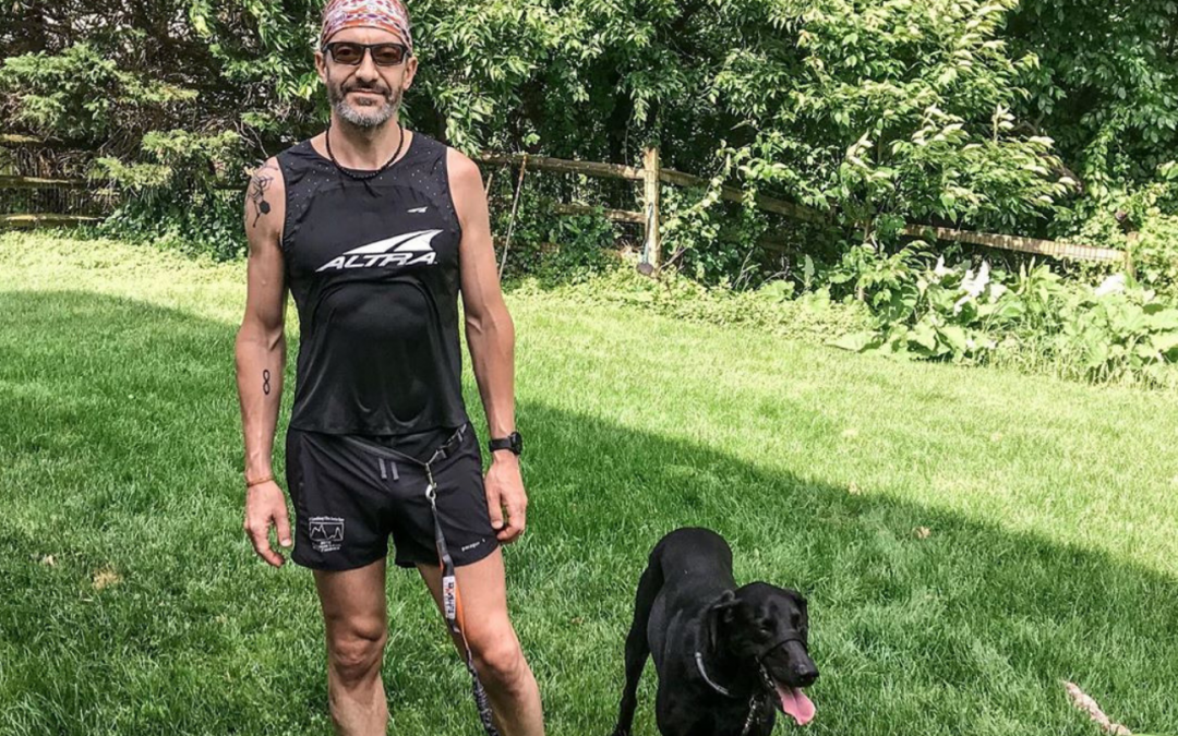 David Welch, Ph.D., on Clean Meat, Plant-Powered Running, and Saving the Environment