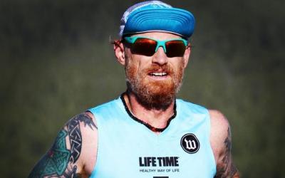 Joshua Stevens: The Healing Power of Running