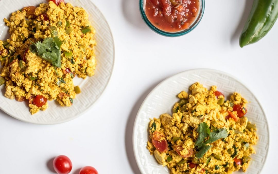 Easy Mexican Tofu Scramble: Your Perfect Breakfast Dish