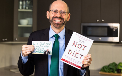 How to Lose Weight Without Dieting with Dr. Michael Greger