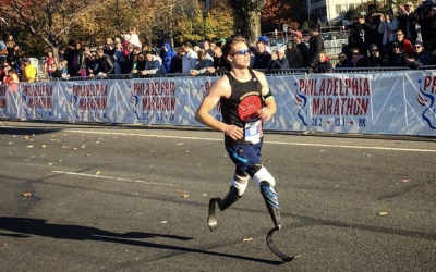 An Interview With World Record-Holding Blade Runner Brian Reynolds