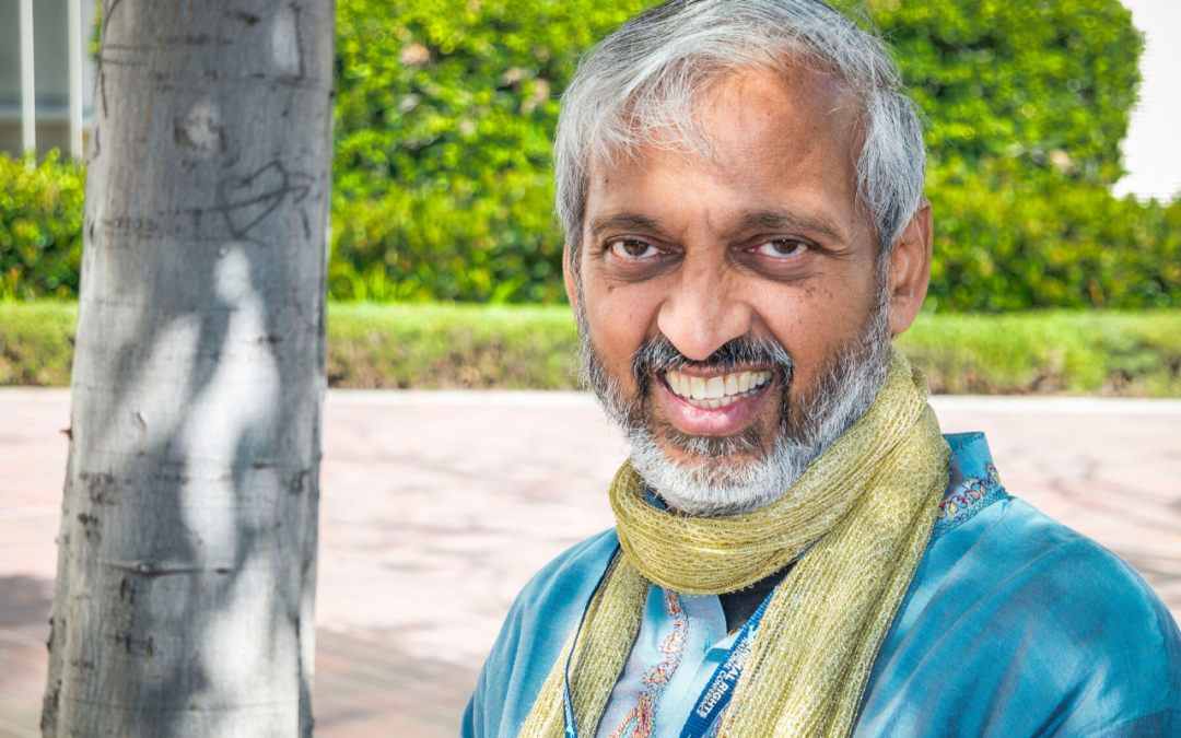 Fighting Climate Change Through Diet Change With Sailesh Rao