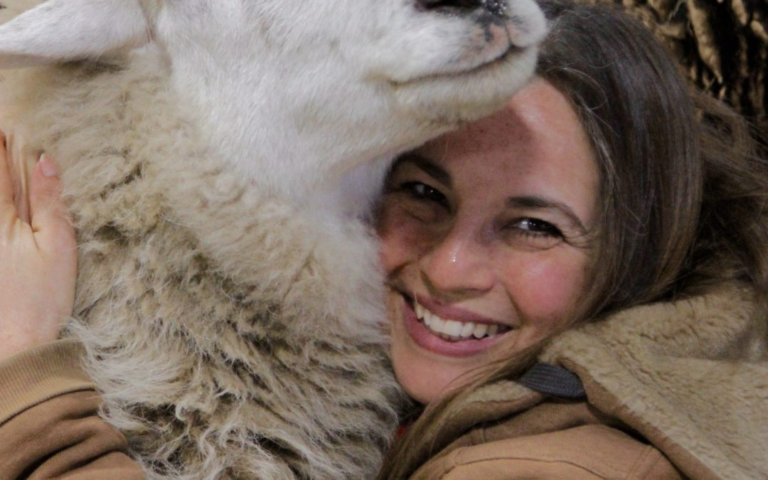 Indra Lahiri on Connection, Communication, and Running an Animal Sanctuary