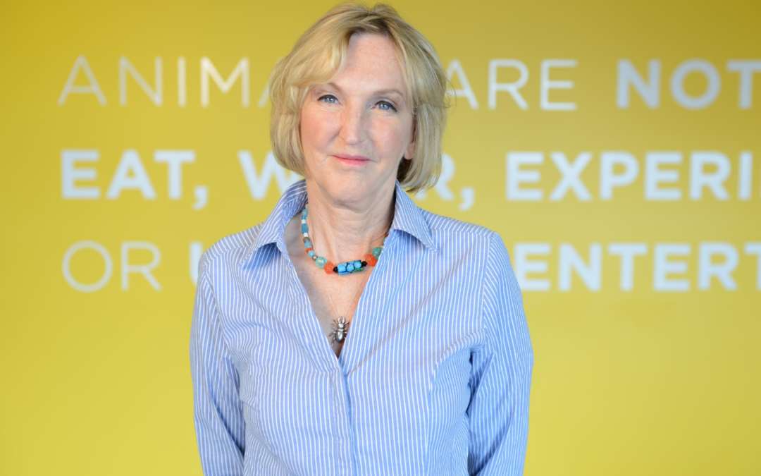 Animals Are Not Ours with PETA Founder Ingrid Newkirk