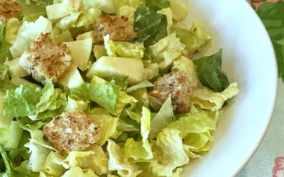 Plant-Based Caesar Salad Dressing