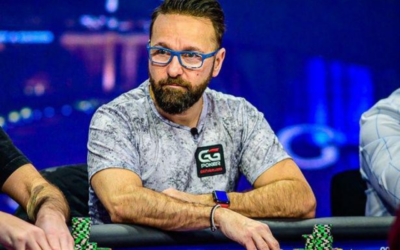 Apostando al vegano con el campeón de póquer Daniel Negreanu
