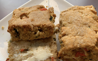 Incredible Savory Dairy-Free Scones