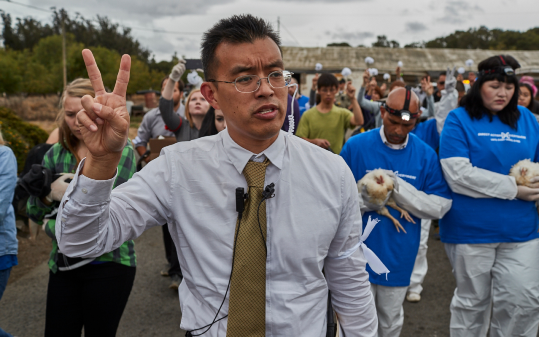 How to Win Rights for Animals with Activist Wayne Hsiung