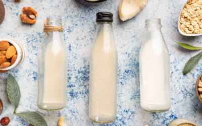 What Dairy-Free Milks Have the Most Protein?